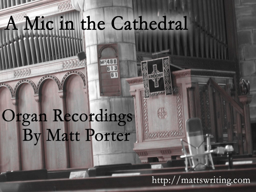 Click on image to download Matt Porter's EP. (3 tracks, 49 MB)